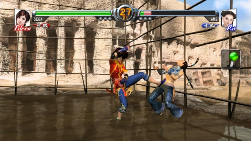 Virtua Fighter 5 - Image n°7
