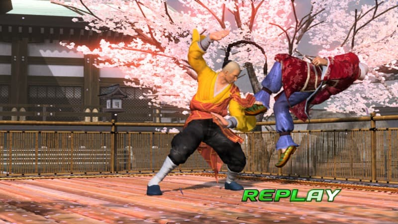 Virtua Fighter 5 Xbox