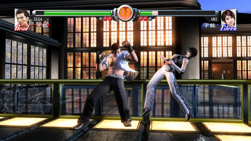 Virtua Fighter 5 - Image n°8