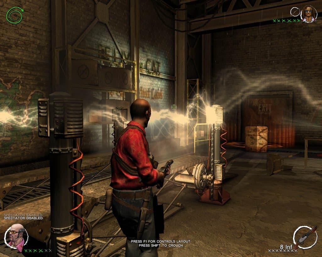 Voodoo Nights Xbox
