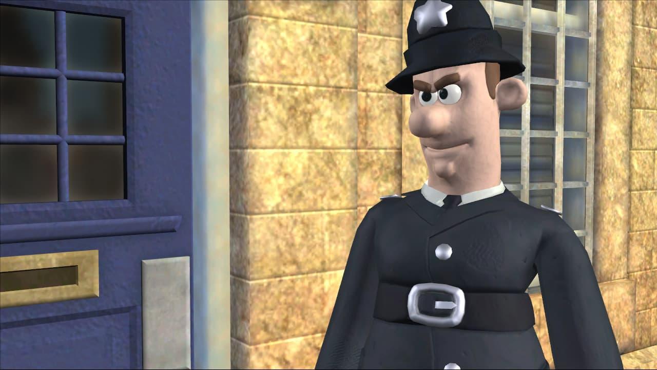 Скриншот из игры wallace  gromit