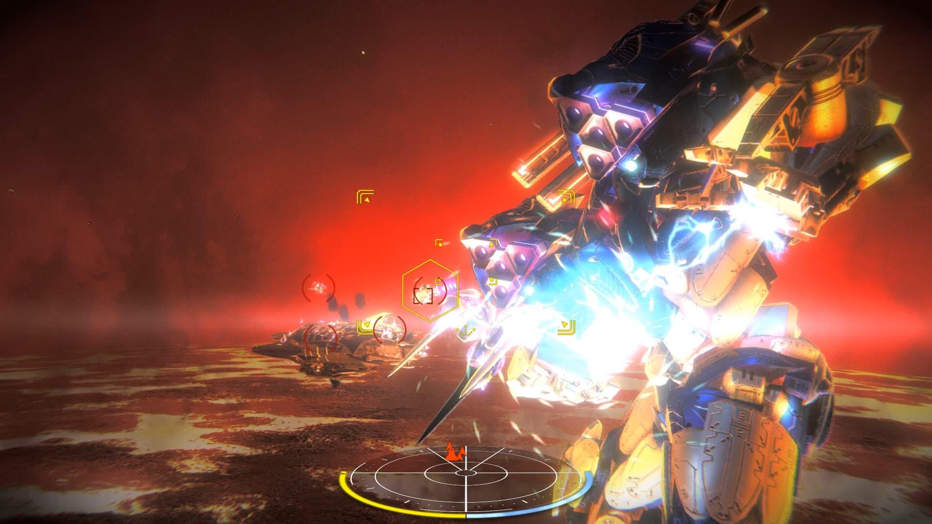 War Tech Fighters Xbox