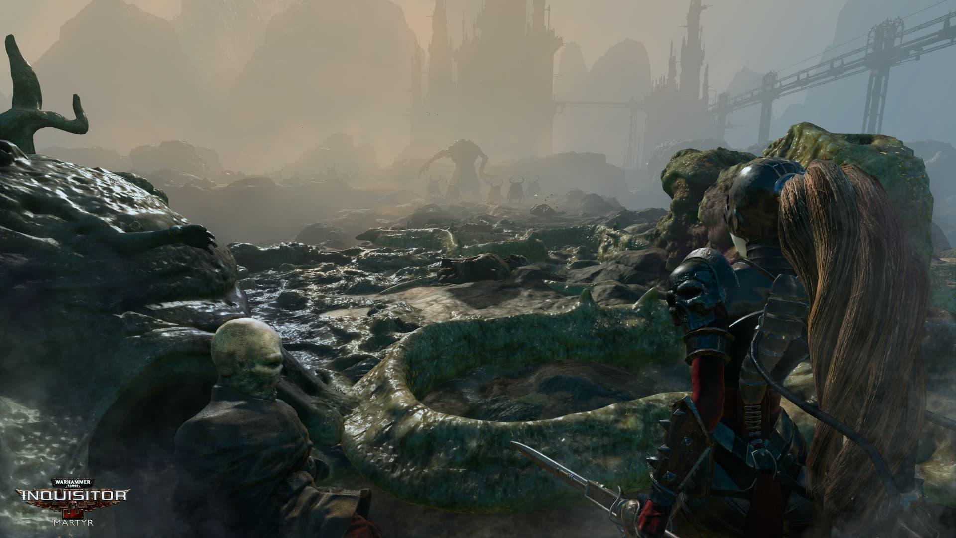 Xbox One Warhammer 40.000: Inquisitor - Martyr
