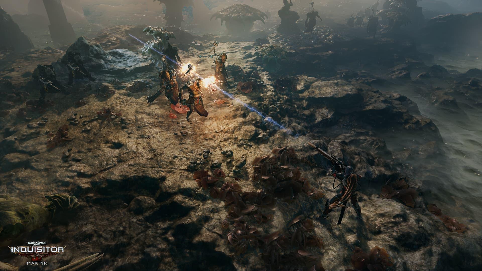 Warhammer 40.000: Inquisitor - Martyr - Image n°6