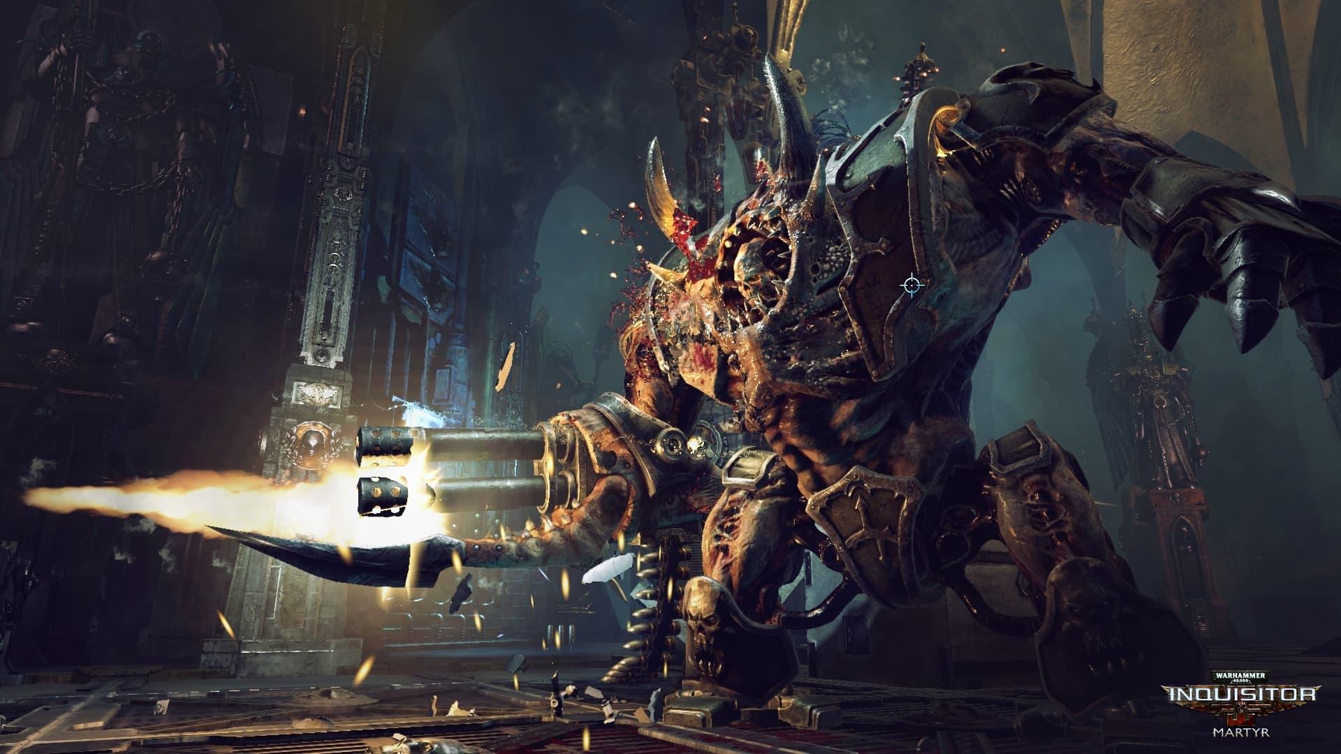 Warhammer 40.000: Inquisitor - Martyr Xbox One