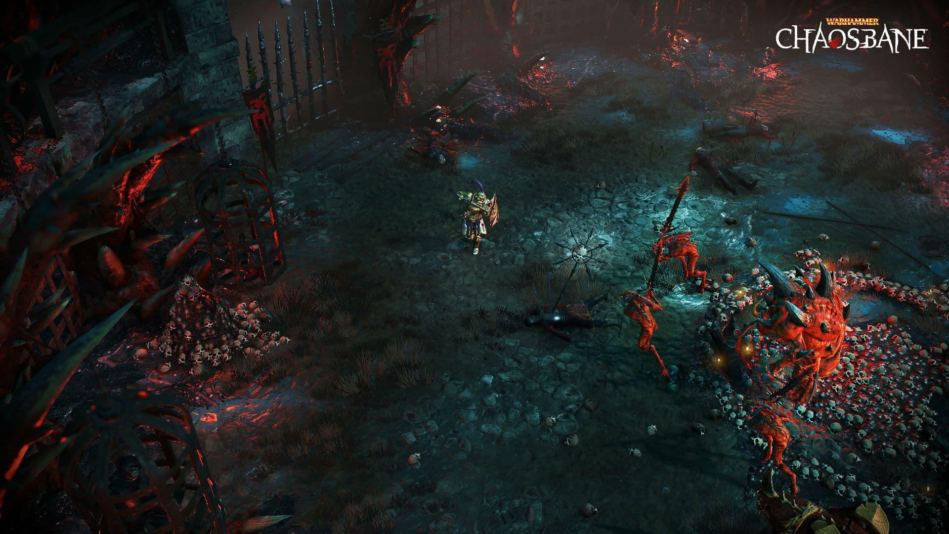 Warhammer: Chaosbane Xbox