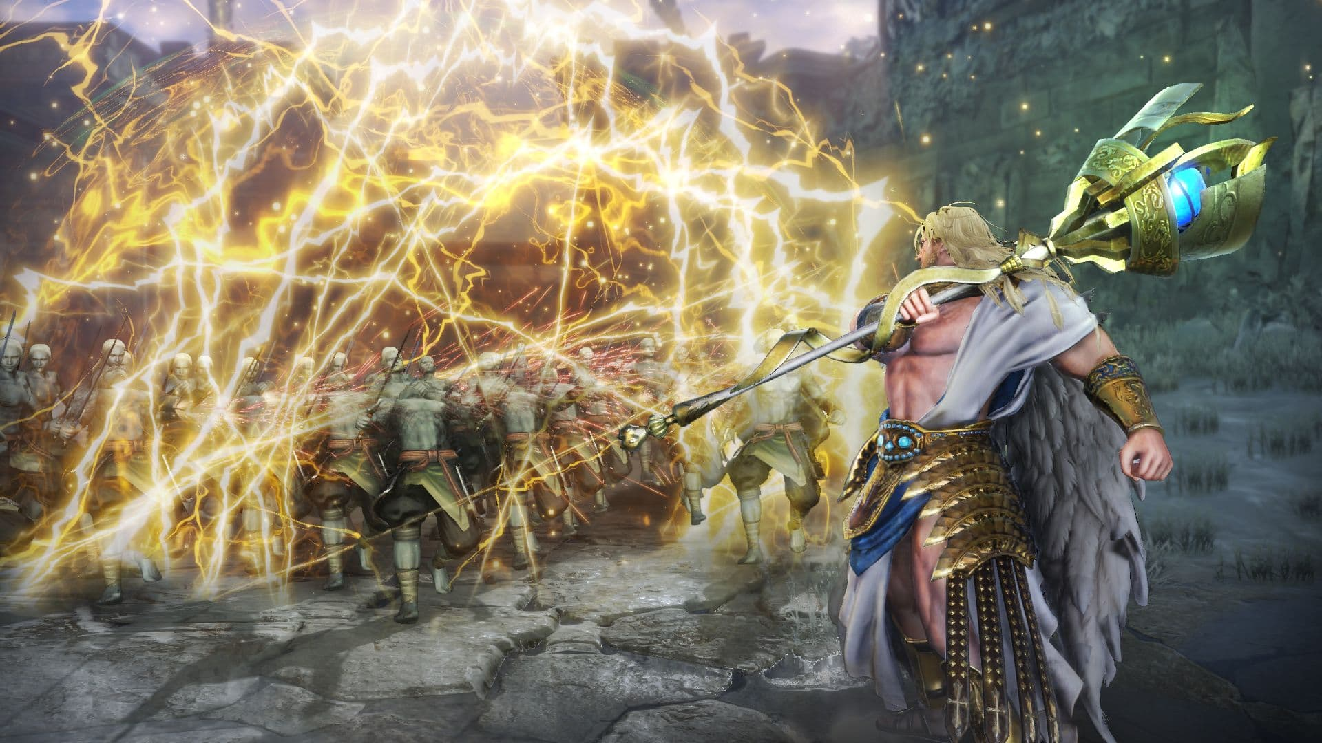 Xbox One Warriors Orochi 4