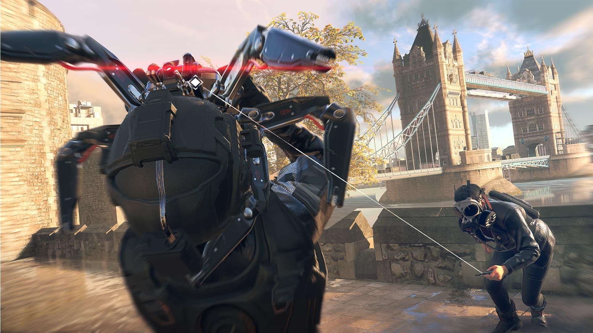 Xbox Series X & S Watch Dogs Legion