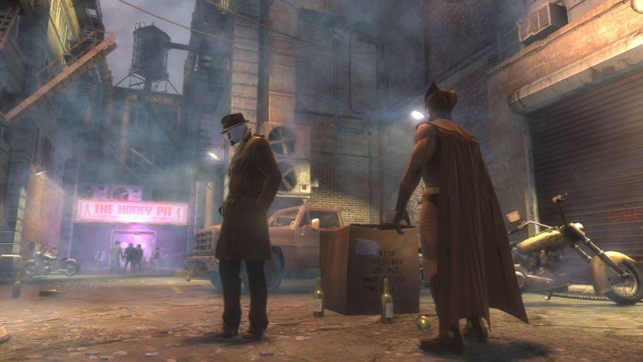 Watchmen: La Fin Approche Chapitre 2 - Image n°6