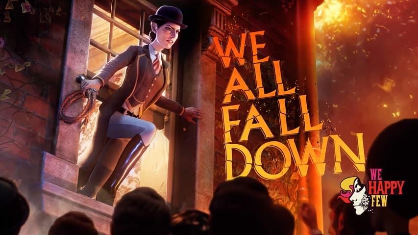We Happy Few: We All Fall Down Xbox