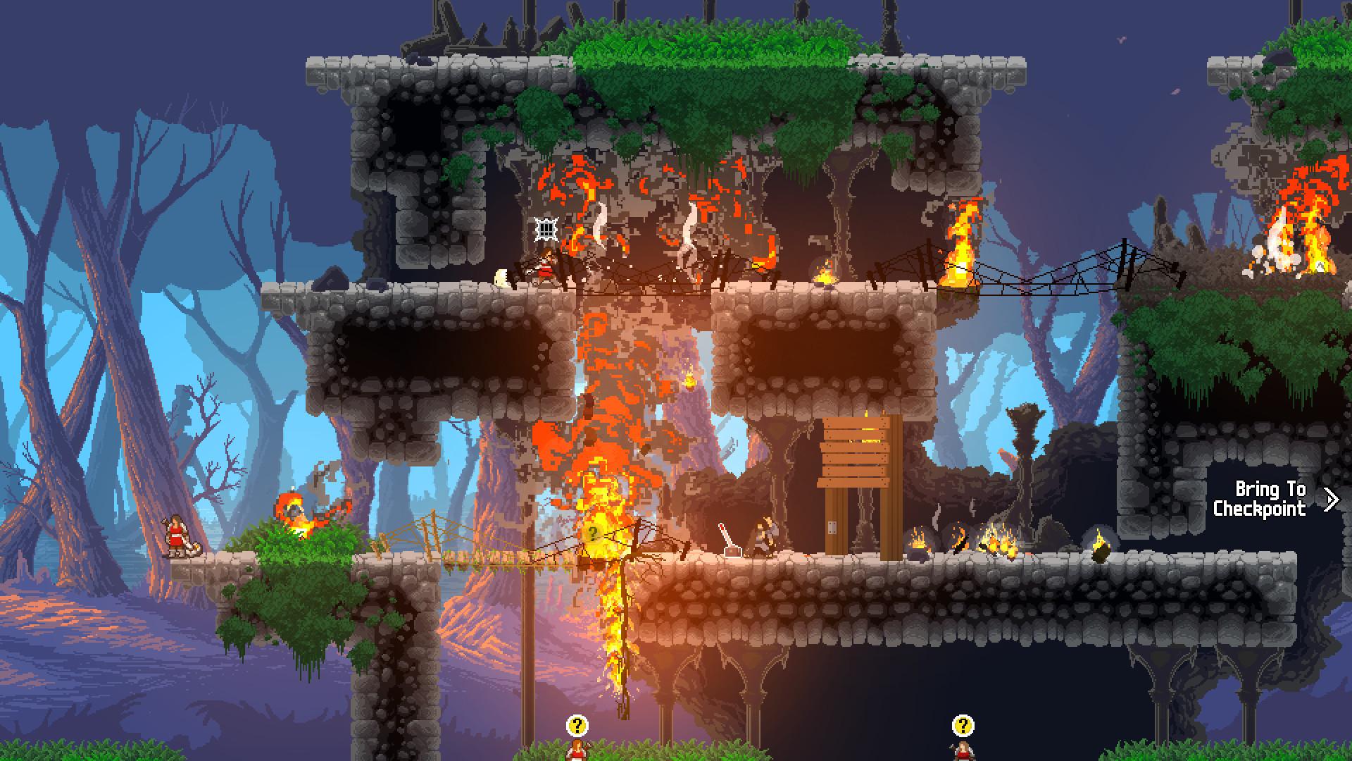 Xbox One Wildfire (2020)