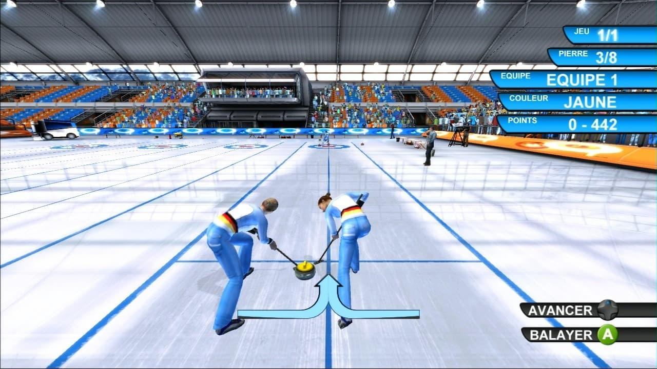 Xbox 360 Winter Sports 2009: The Next Challenge
