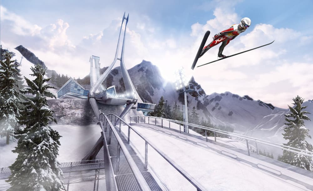Winter Sports 2010: The Great Tournament - Image n°7