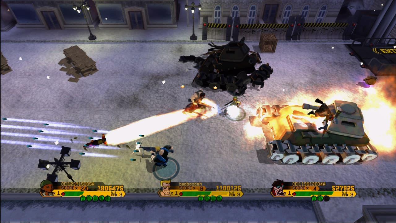 Wolf of the Battlefield: Commando 3 Xbox