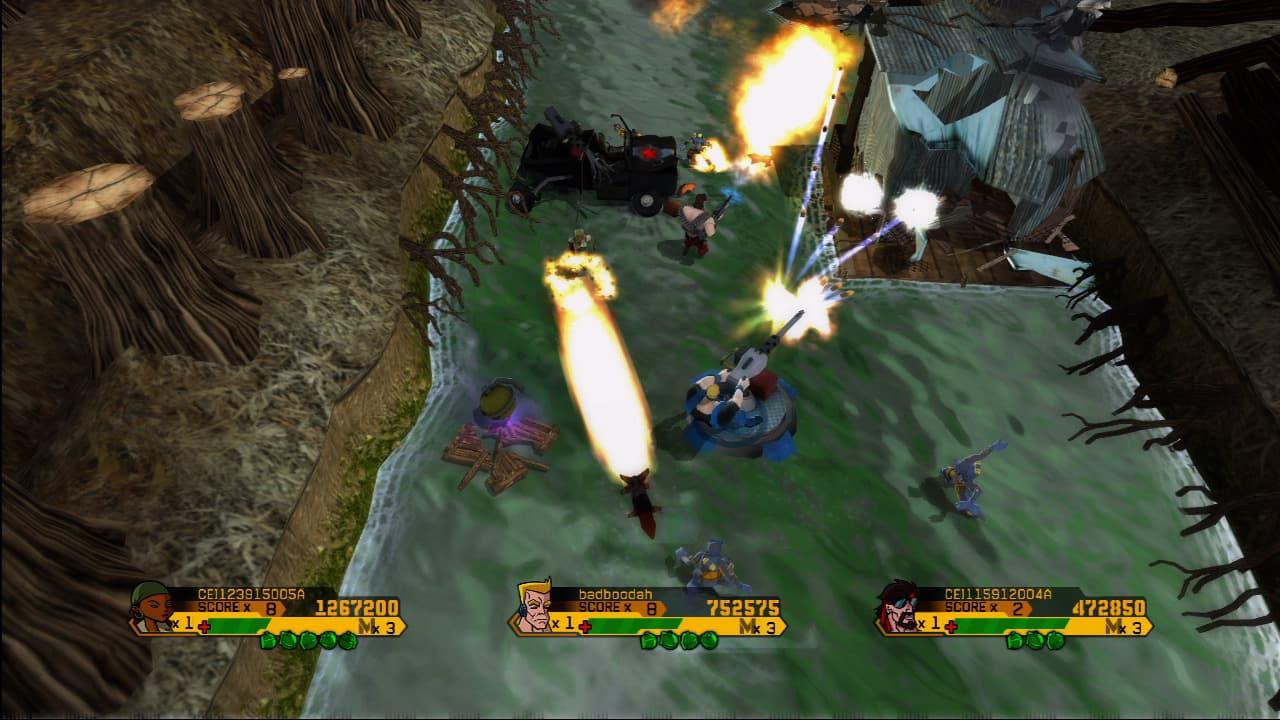 Wolf of the Battlefield: Commando 3 Xbox 360