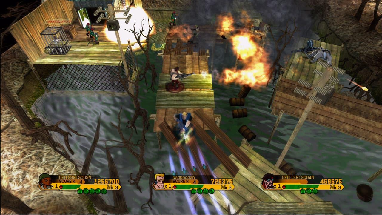 Xbox 360 Wolf of the Battlefield: Commando 3