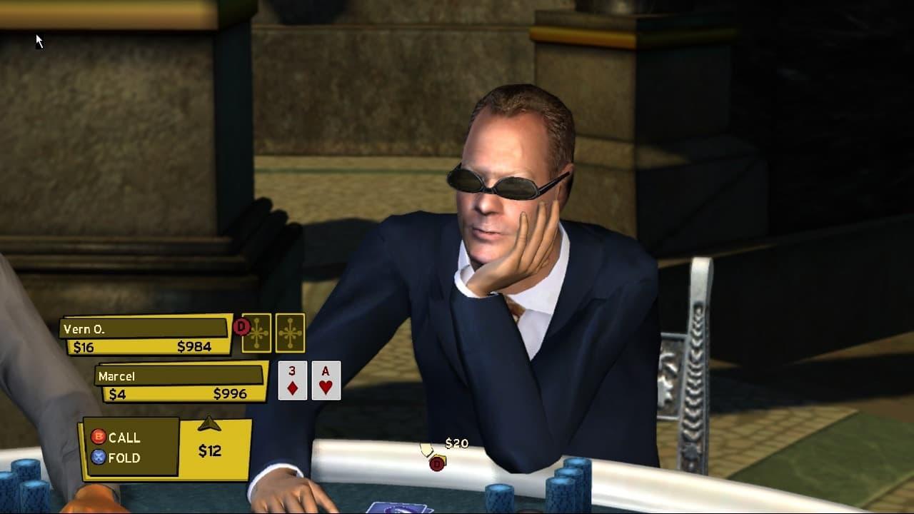 Xbox 360 World Championship Poker featuring Howard Lederer: All in