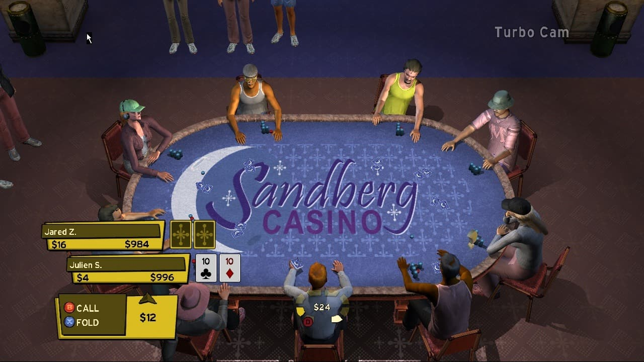 World Championship Poker featuring Howard Lederer: All in