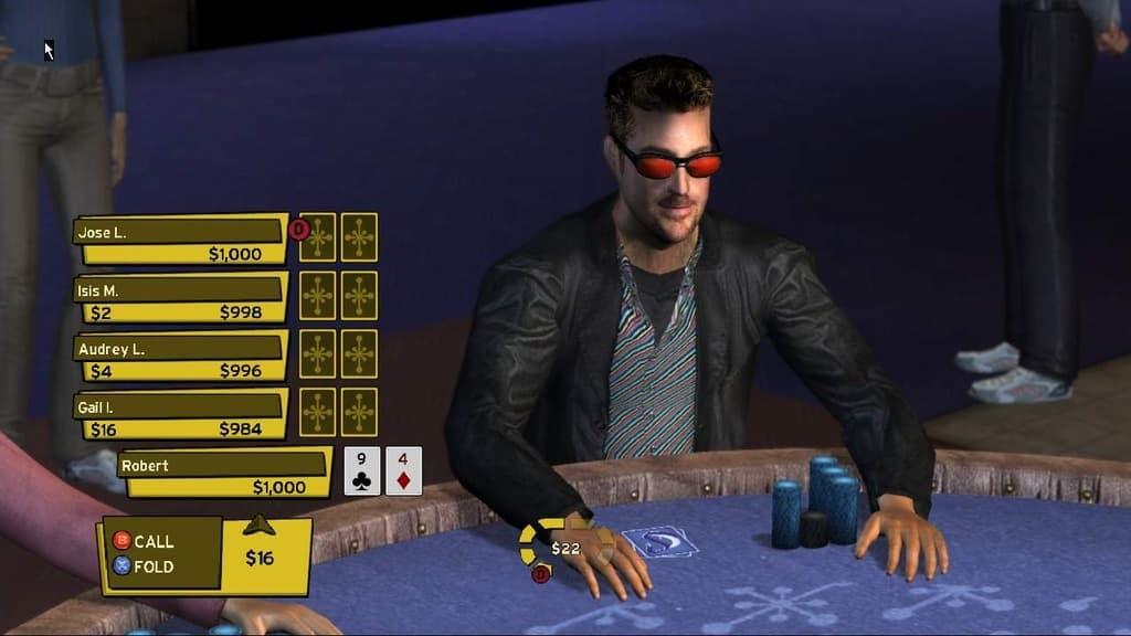 World Championship Poker featuring Howard Lederer: All in - Image n°7
