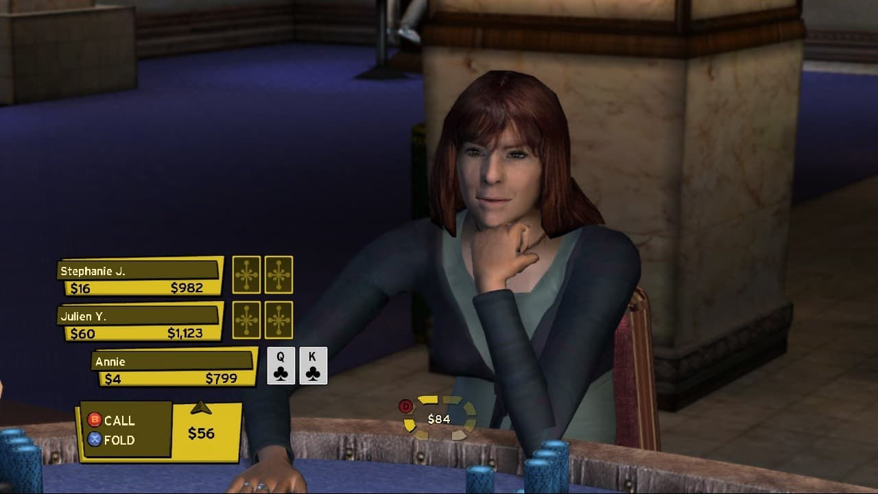 World Championship Poker featuring Howard Lederer: All in Xbox