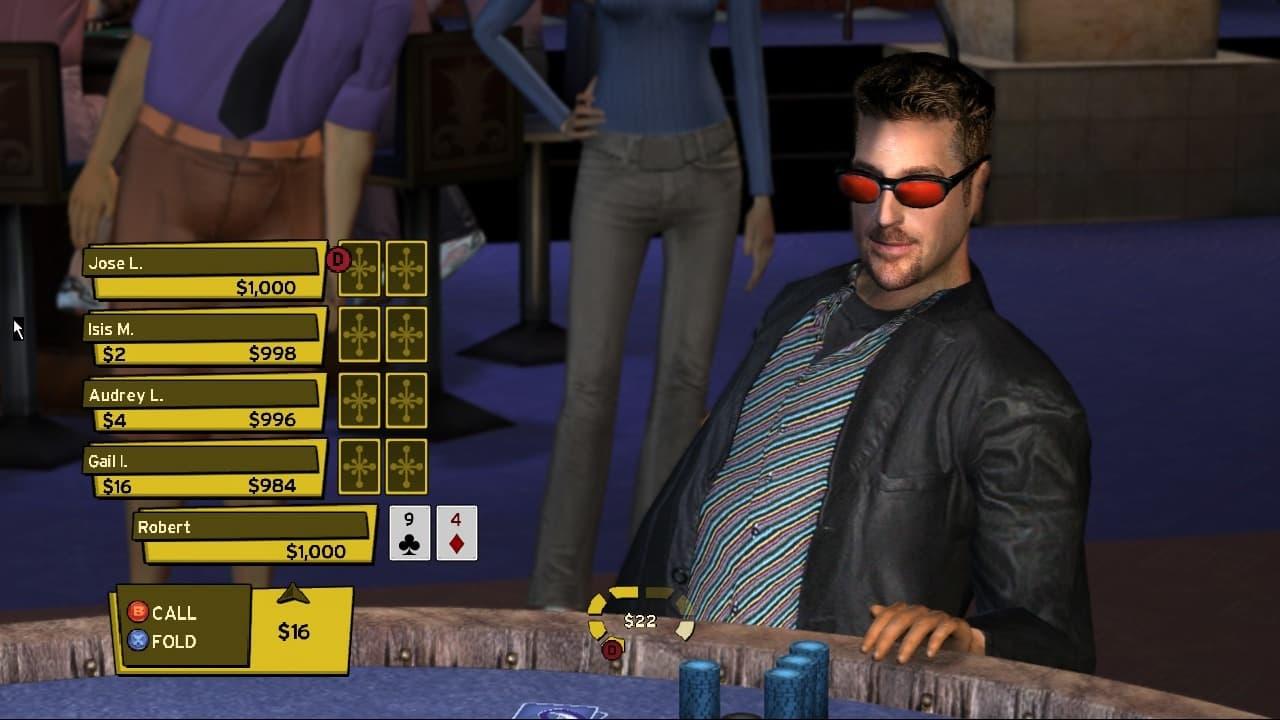 World Championship Poker featuring Howard Lederer: All in Xbox 360