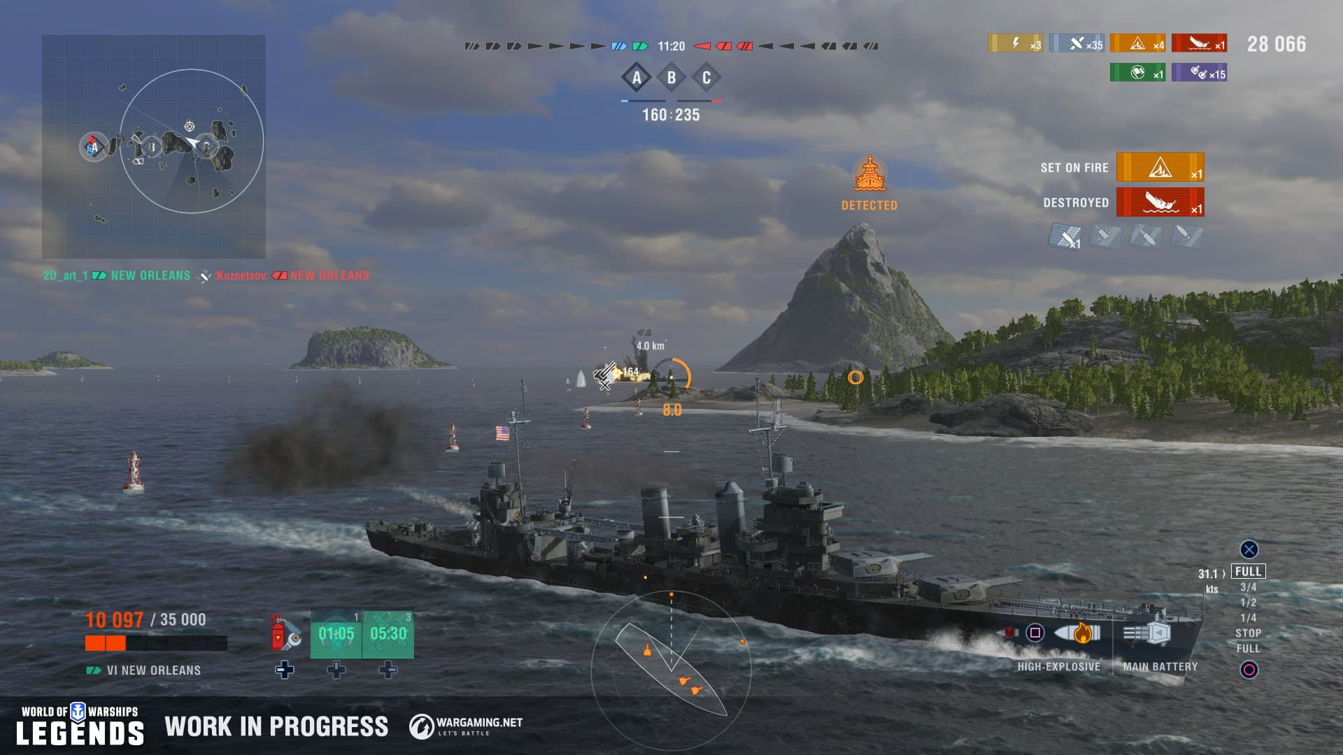 World of Warships: Legends Xbox One