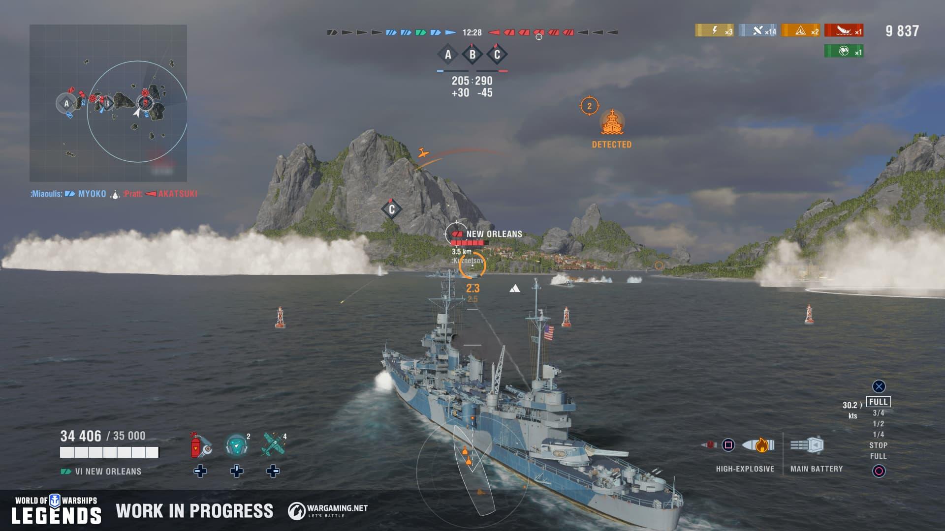 World of Warships: Legends Xbox