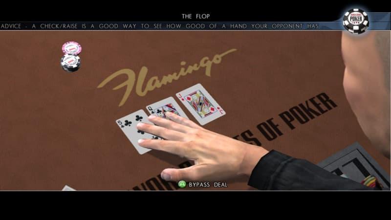 World Series of Poker 2008: Battle for the Bracelets Xbox 360