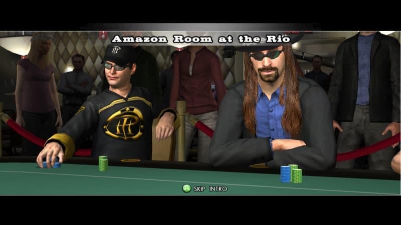 World Series of Poker 2008: Battle for the Bracelets - Image n°8