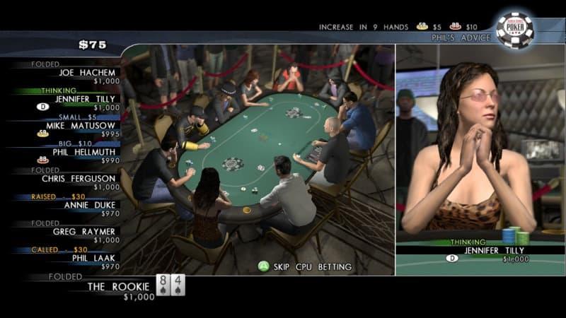 World Series of Poker 2008: Battle for the Bracelets - Image n°6