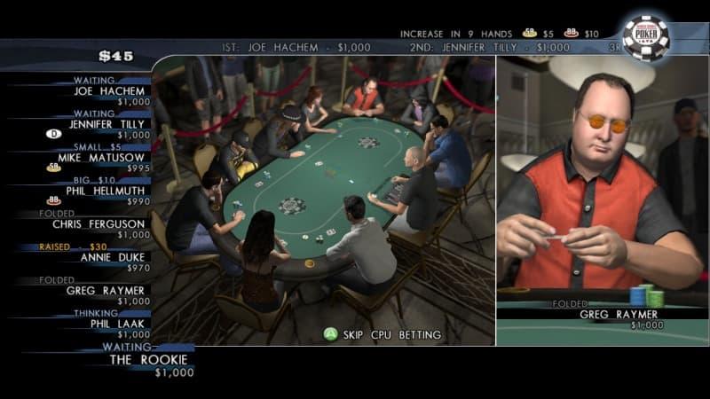 World Series of Poker 2008: Battle for the Bracelets - Image n°7