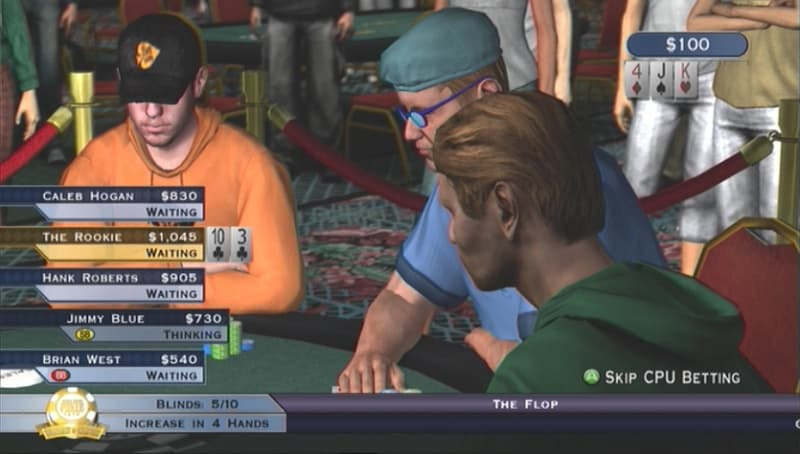 World Series of Poker: Tournament of Champions 2007 Edition - Image n°7