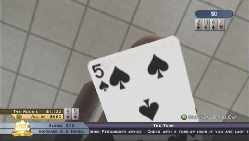 World Series of Poker: Tournament of Champions 2007 Edition - Image n°6