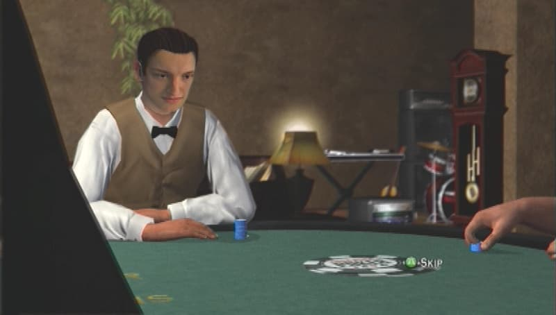 World Series of Poker: Tournament of Champions 2007 Edition Xbox 360