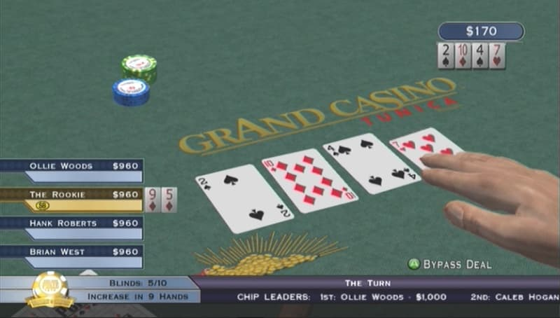 World Series of Poker: Tournament of Champions 2007 Edition - Image n°8