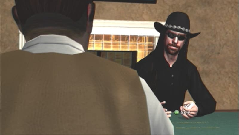 World Series of Poker: Tournament of Champions 2007 Edition Xbox