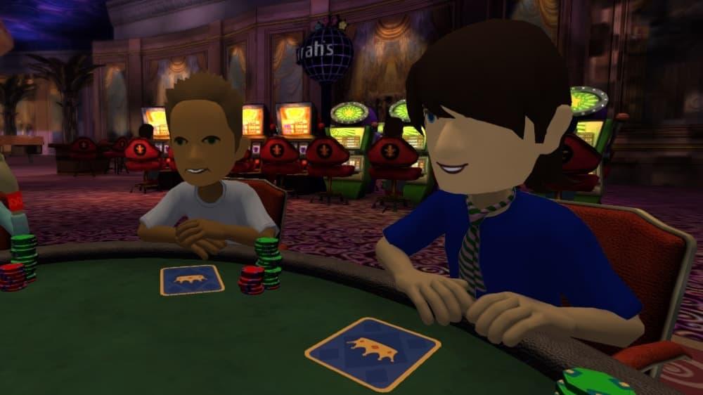 World Series of Poker Xbox