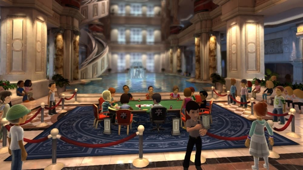 World Series of Poker Xbox 360