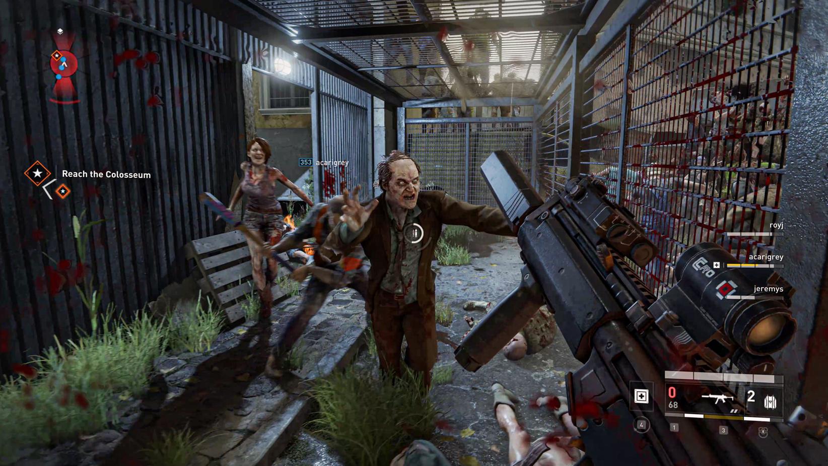 World War Z: Aftermath Xbox Series X & S