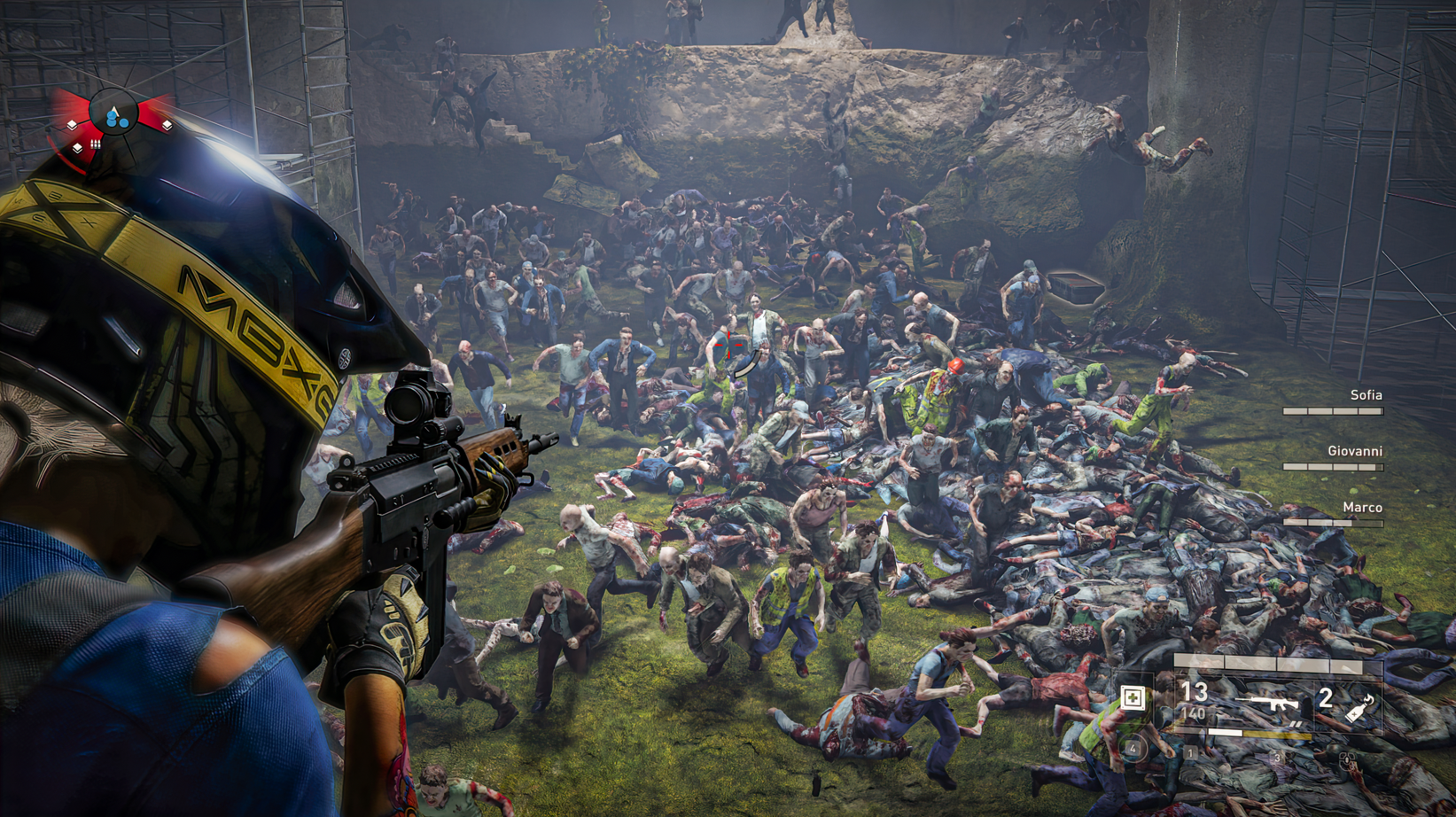 Xbox Series X & S World War Z: Aftermath