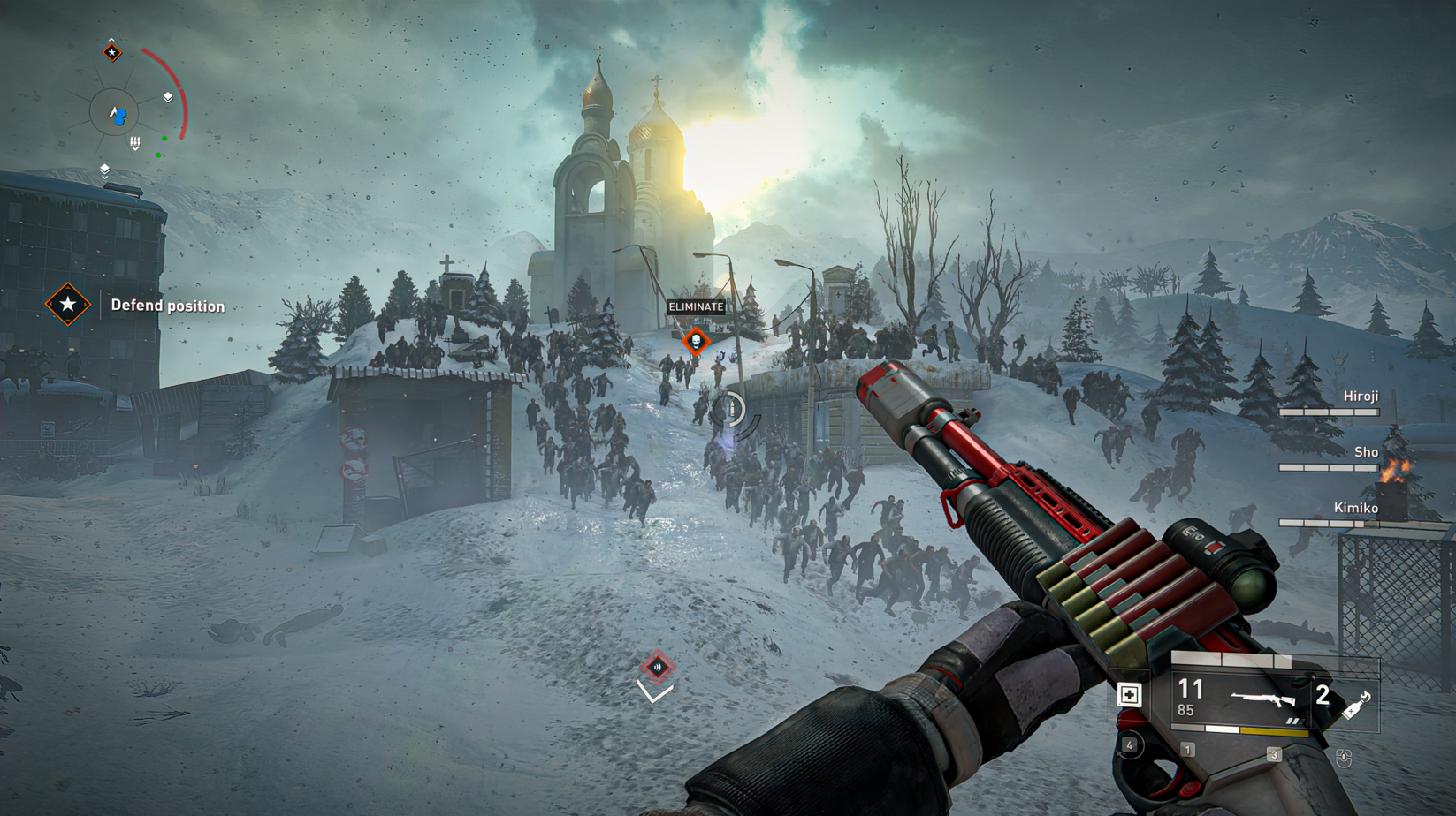 World War Z: Aftermath Xbox