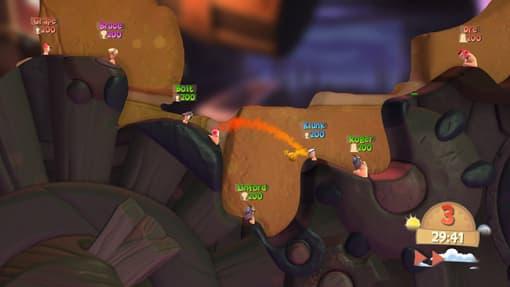 Worms Battlegrounds Xbox