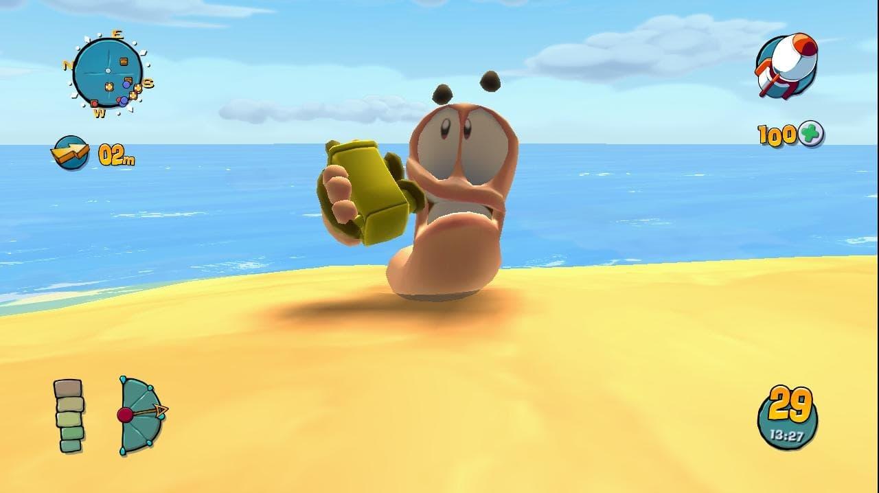 Worms Ultimate Mayhem Xbox