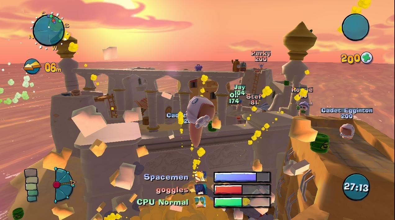 Xbox 360 Worms Ultimate Mayhem