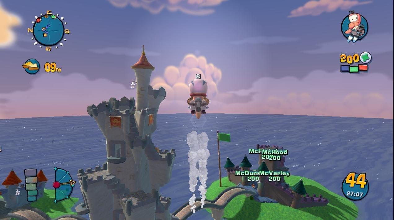 Worms Ultimate Mayhem Xbox 360