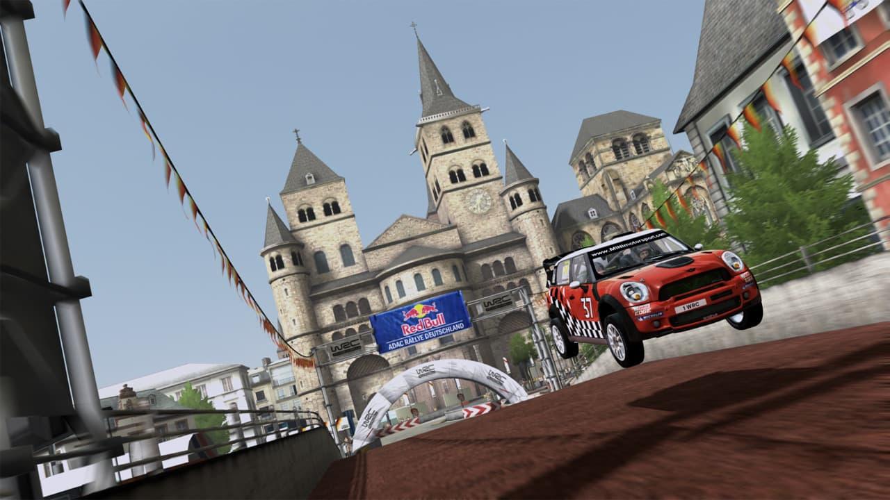 Xbox 360 WRC 2