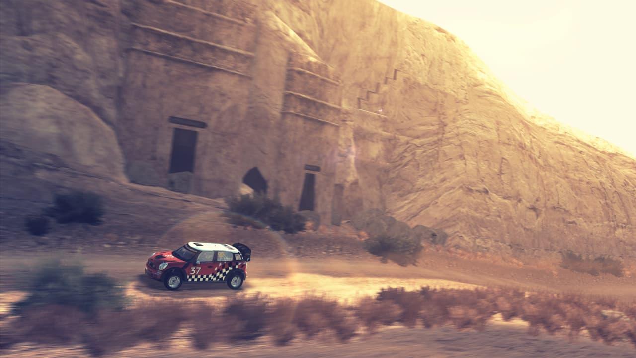 WRC 2 Xbox