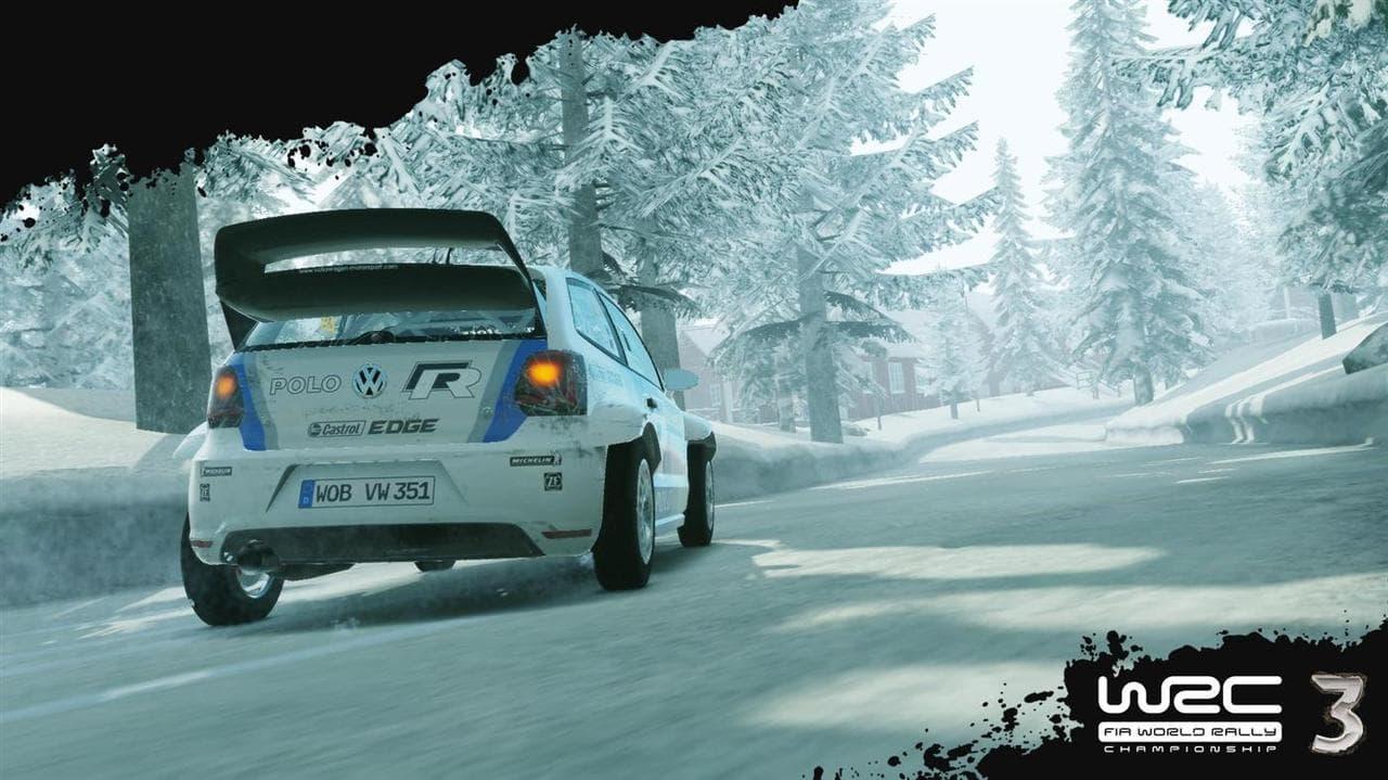 Xbox 360 WRC 3