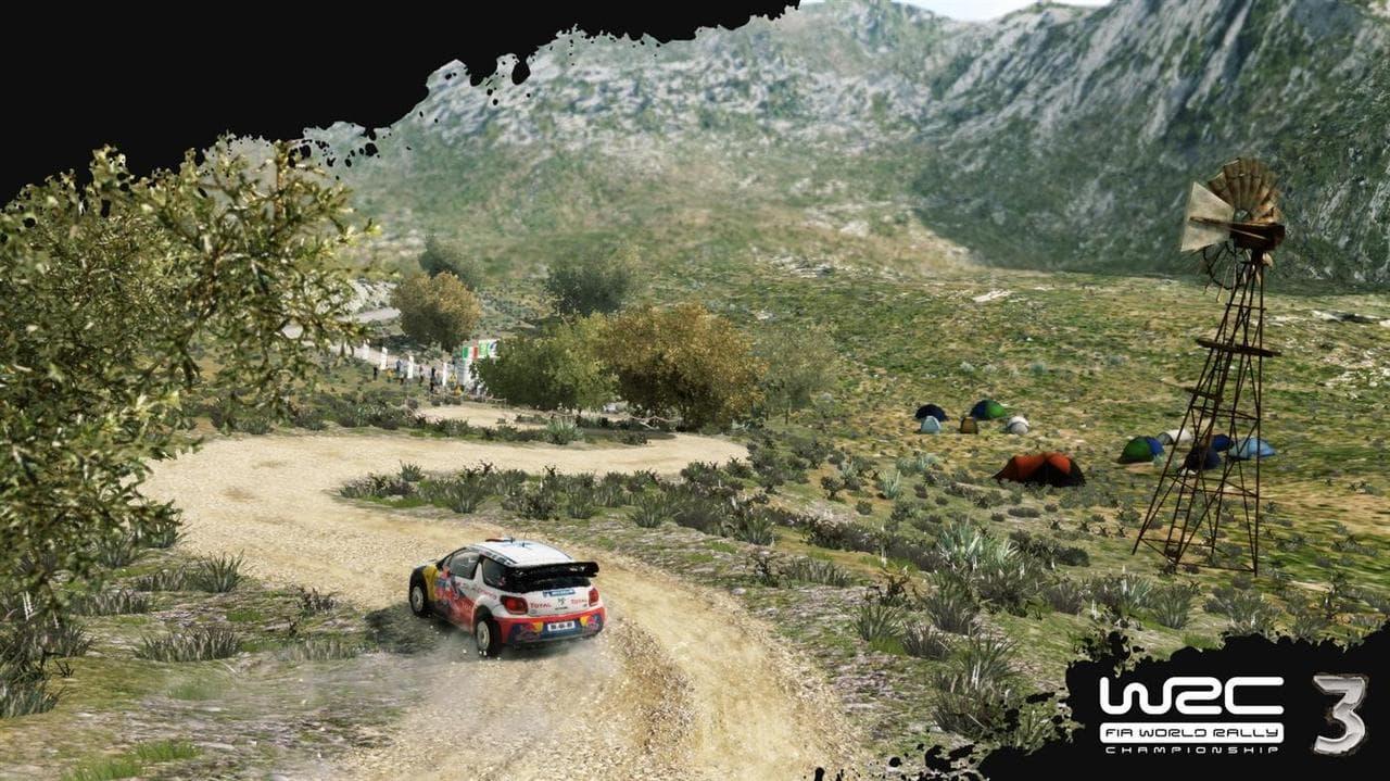 WRC 3 Xbox