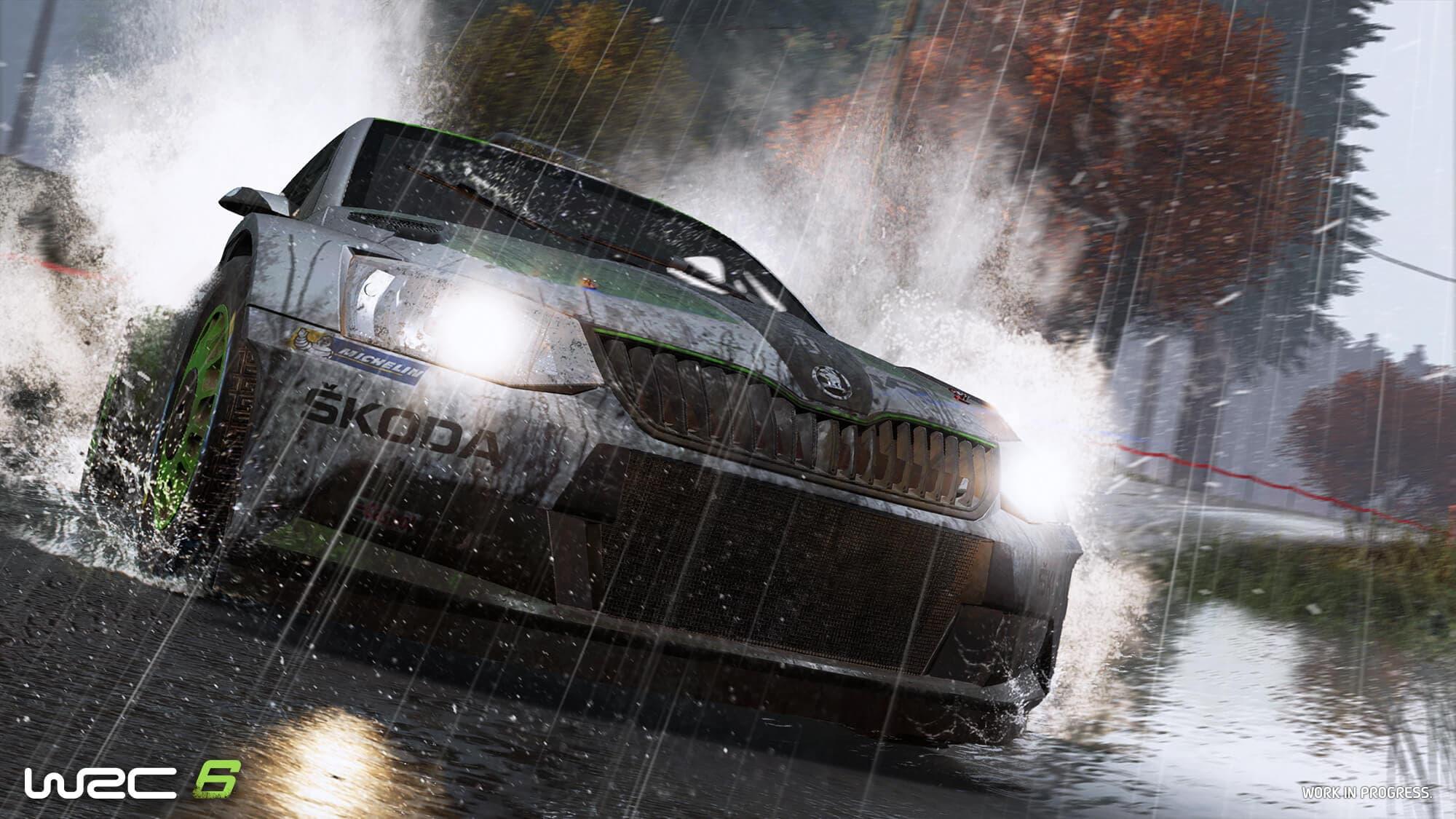 WRC 6 Xbox